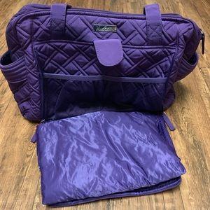 Vera Bradley Bags - Vera Bradley Stroll Around Diaper Bag